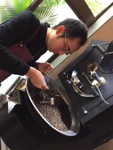 コーヒー焙煎セミナー 3月14日開催