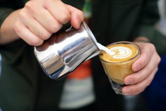 Latte art seminar beginner course 【ラテアートセミナー基本編】 9月28日開催